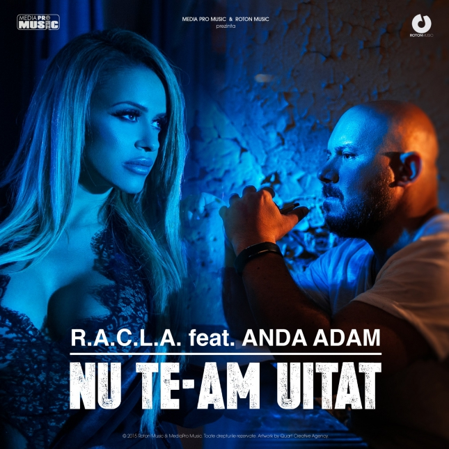 R.A.C.L.A. feat. Anda Adam – Nu te-am uitat (Official Video)