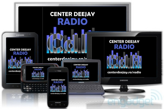 Asculta Center Deejay Radio